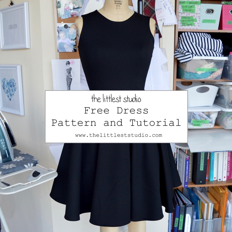 Blog The Littlest Studio Beauteous Free Dress Patterns For Women