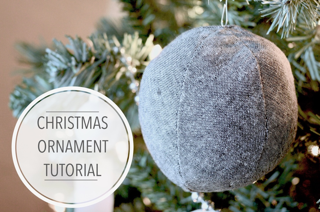 Blog the littlest studio but i wanted to put a sewist spin on the traditional christmas tree ball ornament and i think these are so perfect solutioingenieria Choice Image